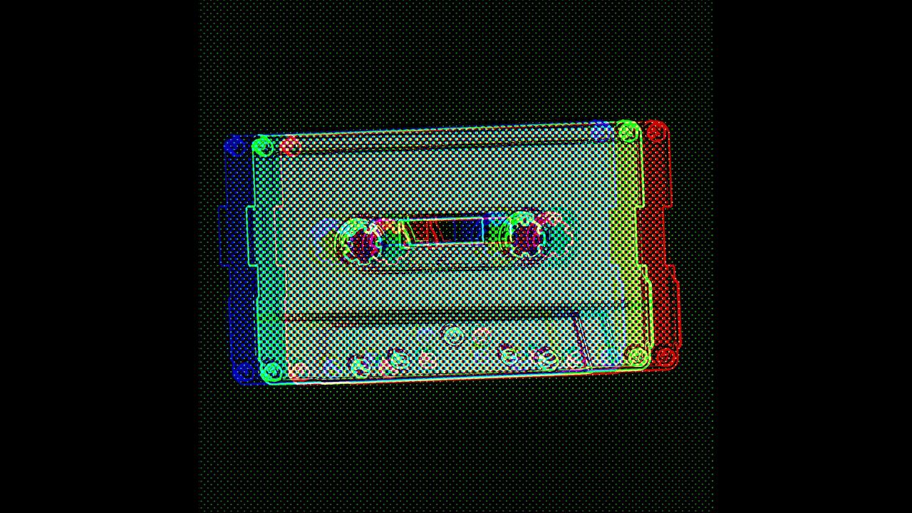 Compact Cassette #3