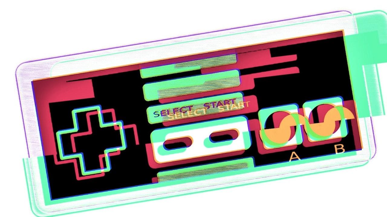 Chromatic NES Controller #2