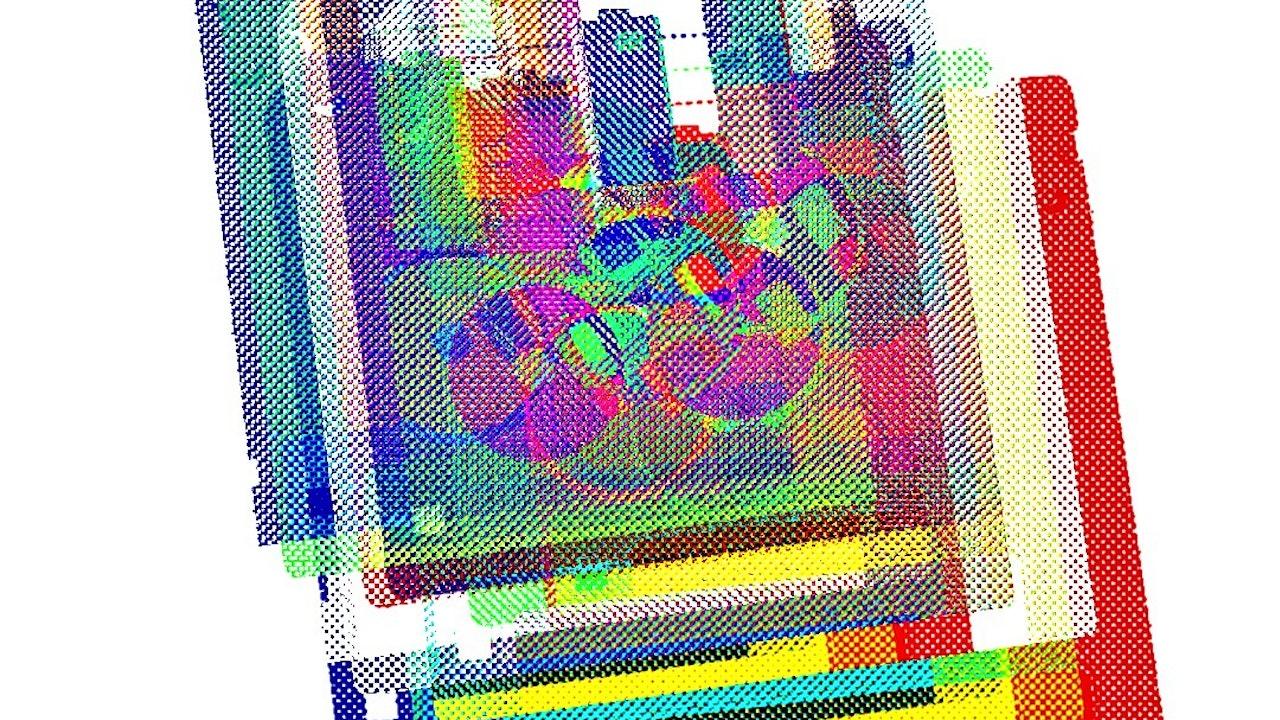 Chromatic Floppy Disk #6