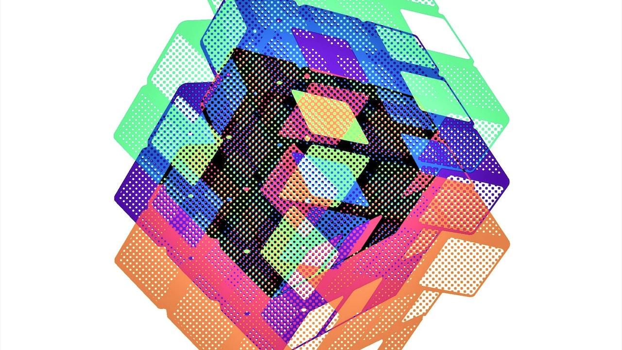 Chromatic Cube #4