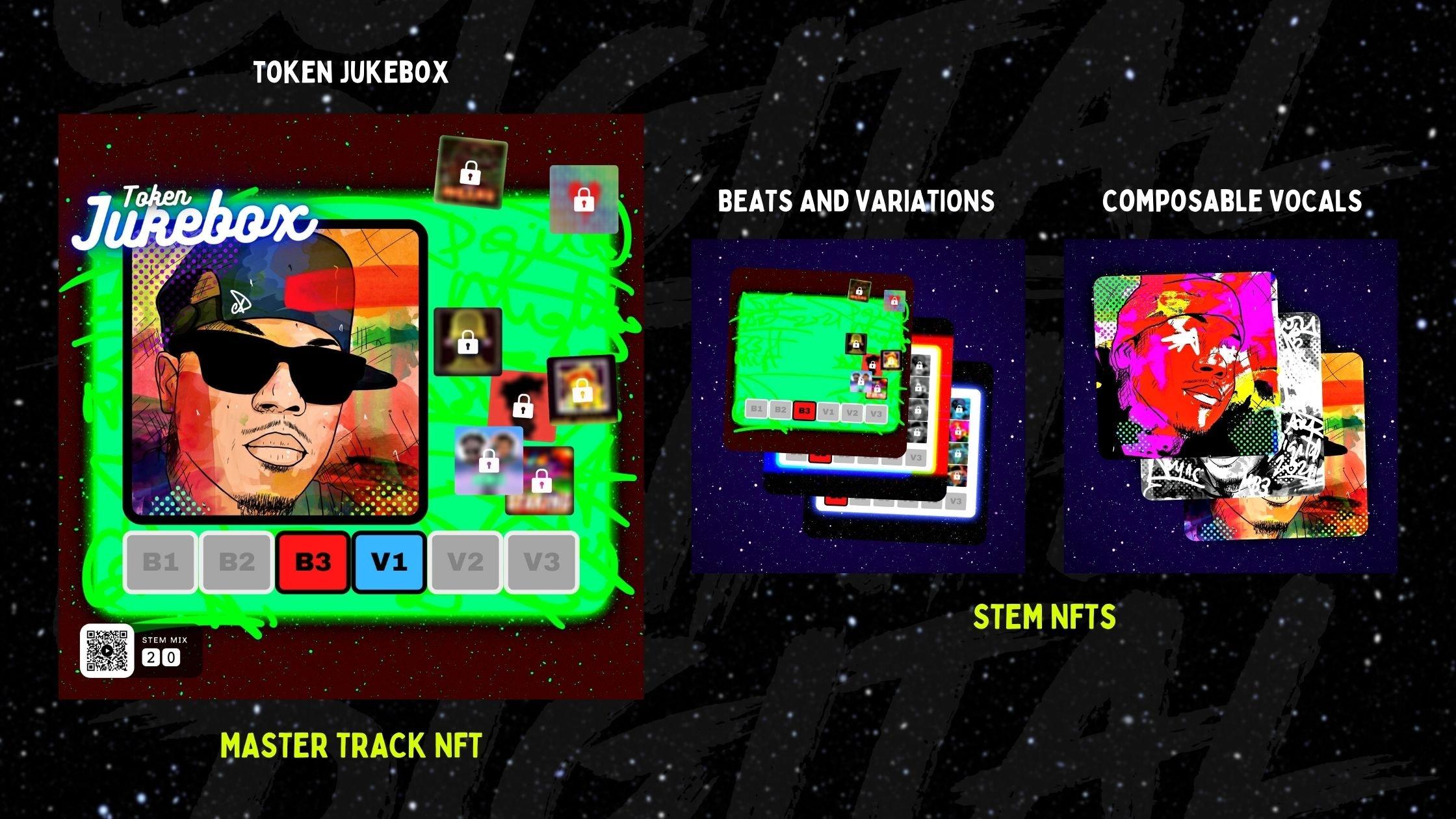 Async Art Music_Connie Digital_Token Jukebox NFT