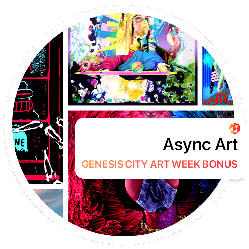 Decentraland - Async Art After Party