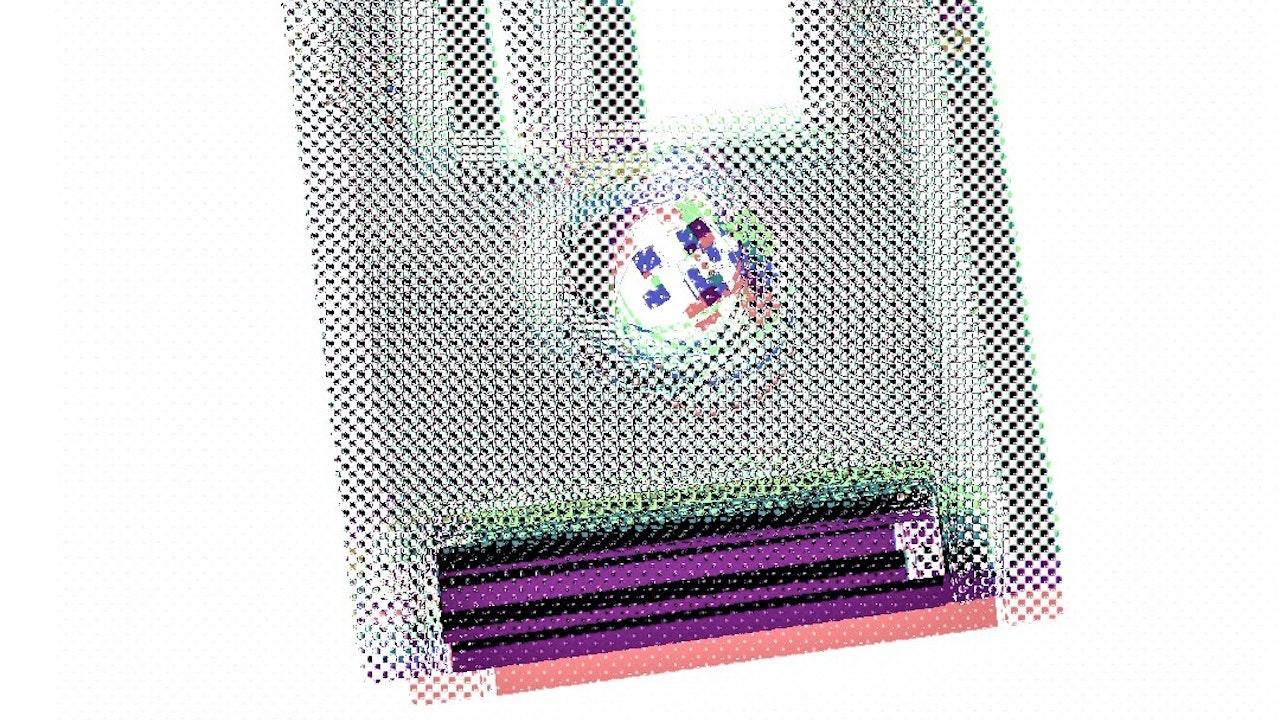 Chromatic Floppy Disk #7