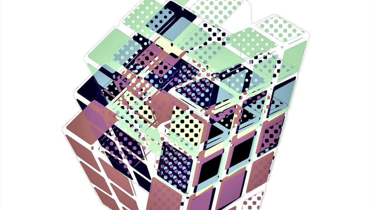 Chromatic Cube #3