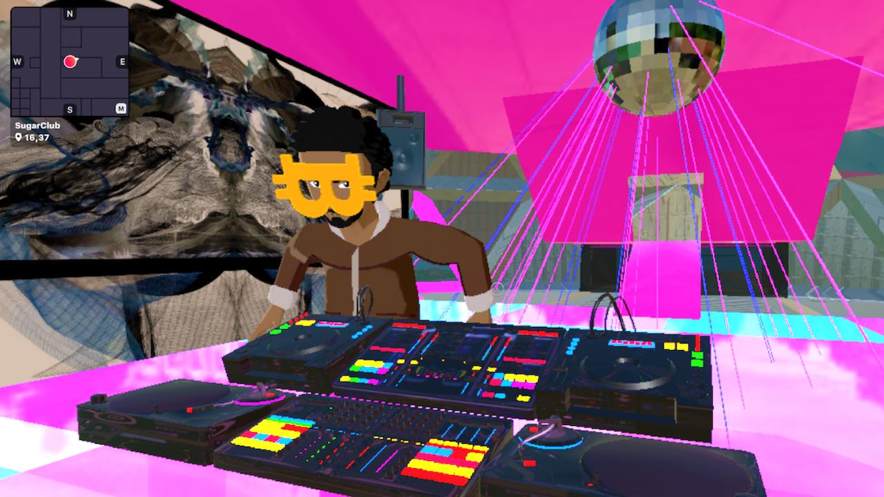 Sugar Club DJ