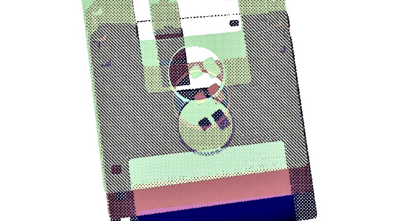 Chromatic Floppy Disk #5