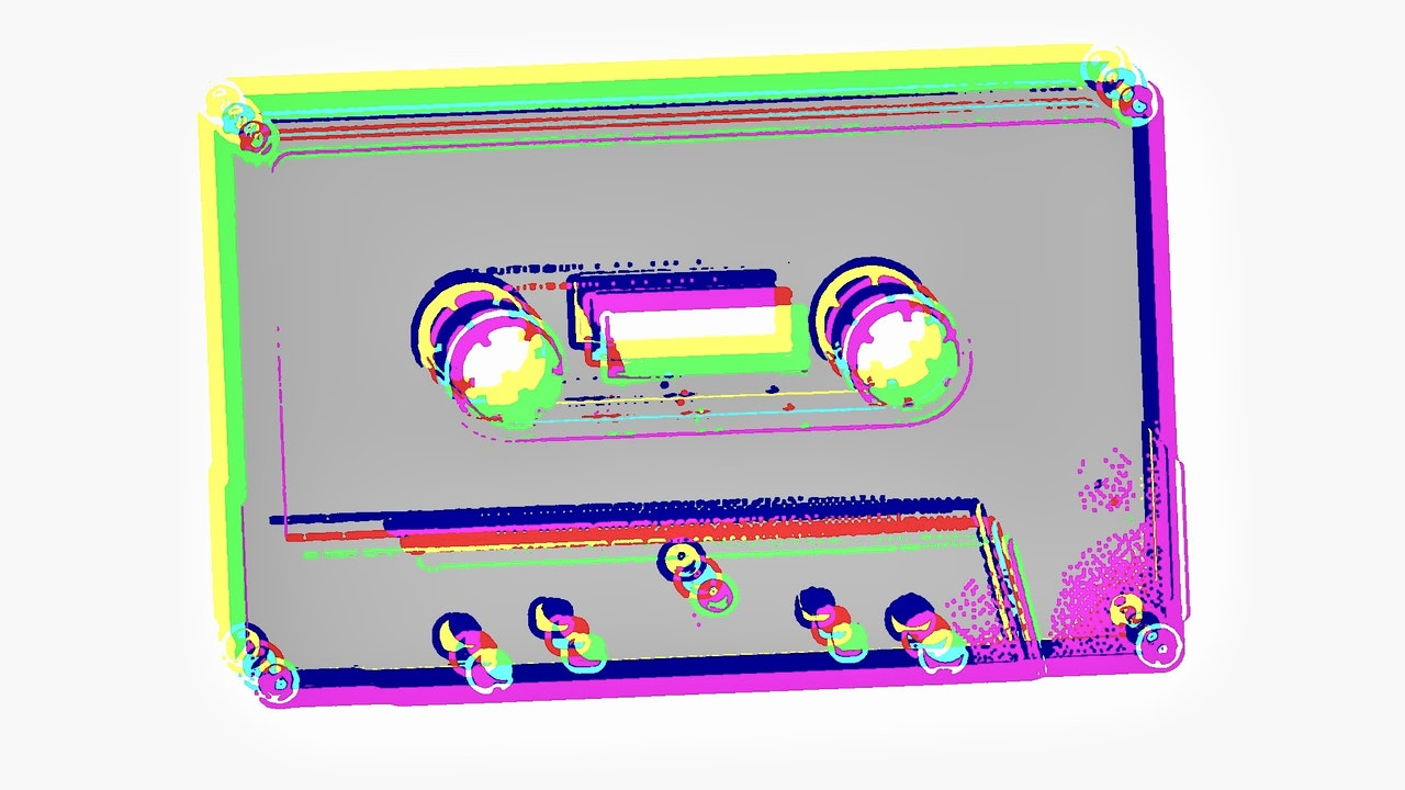 Chromatic Compact Cassette #7