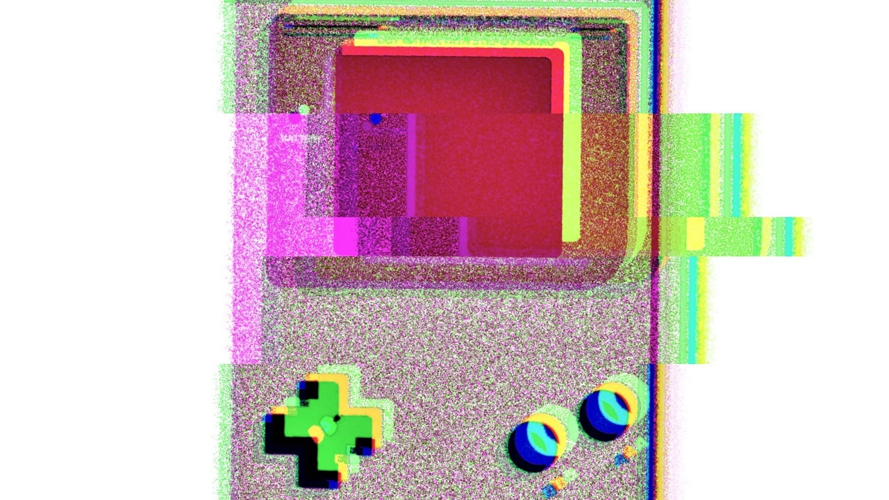 Chromatic Game Boy #1