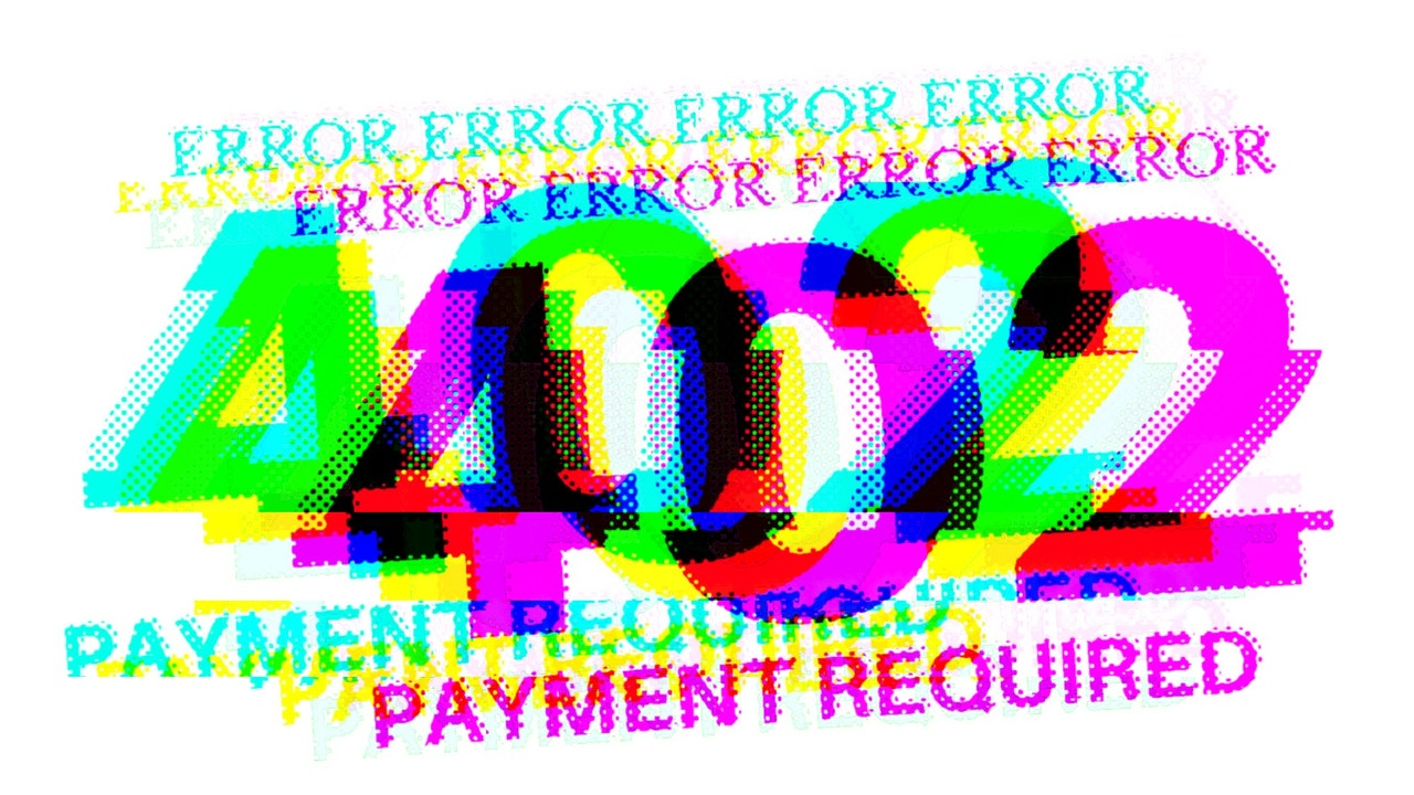 Chromatic 402 Error #1