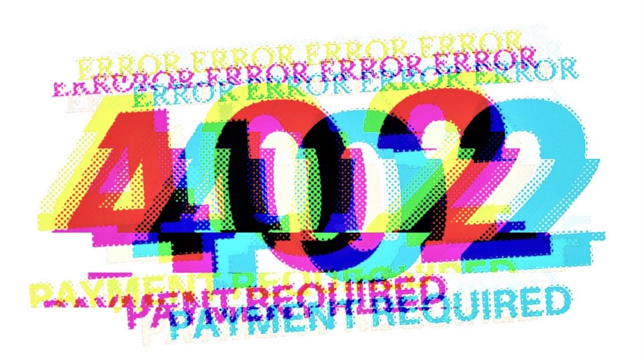 Chromatic 402 Error #3
