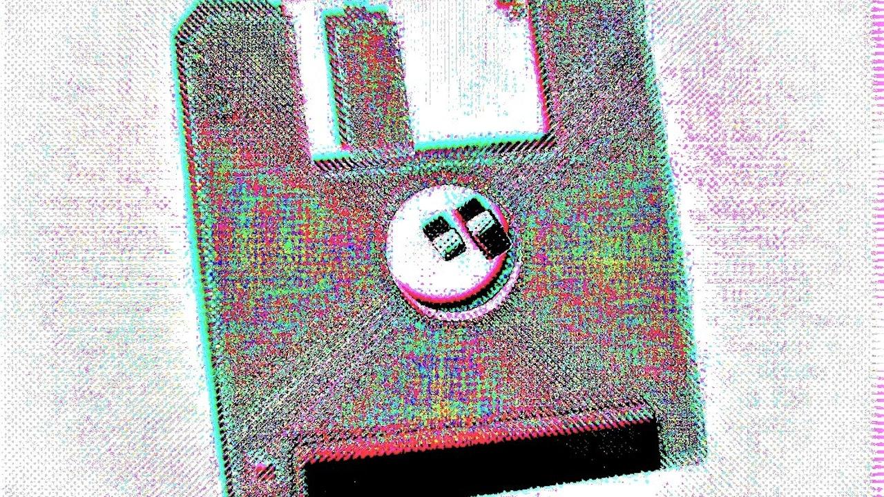 Chromatic Floppy Disk #10