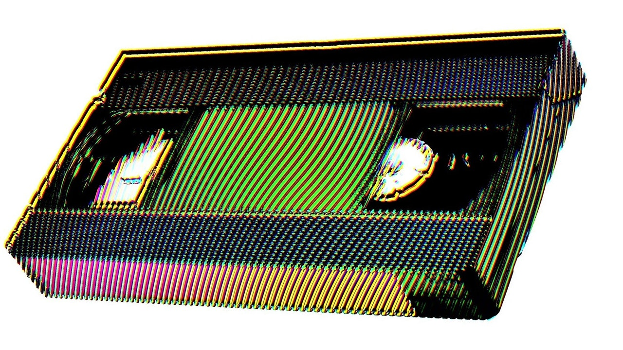 Chromatic VHS Tape #3