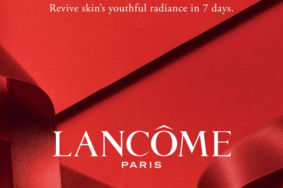 CHINESE NEW YEAR - LANCÔME -