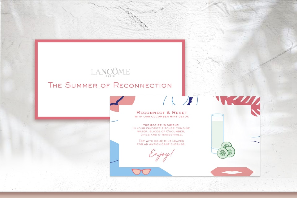 Dive into Summer -
