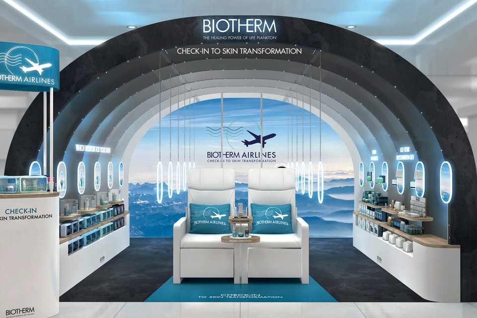 BIOTHERM AIRLINES -