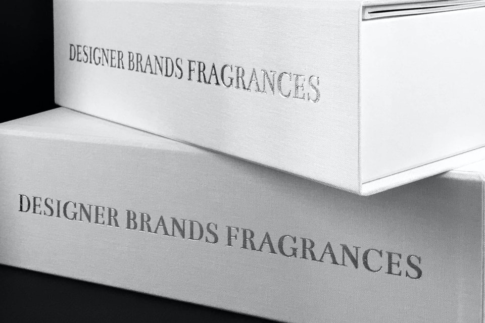 DESIGNER BRANDS FRAGRANCES -