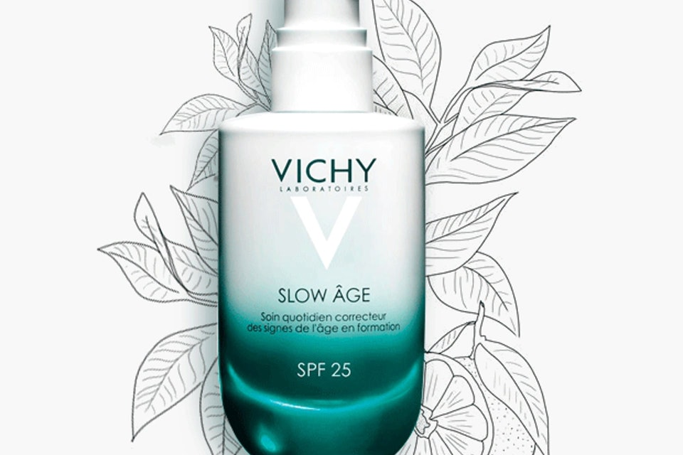 VOLCANIC WATER - VICHY