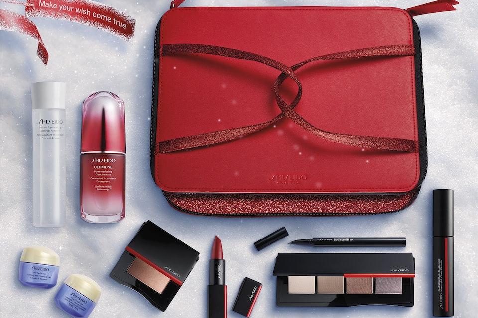 Make a wish come true - Shiseido