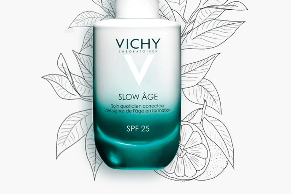 VOLCANIC WATER - VICHY -