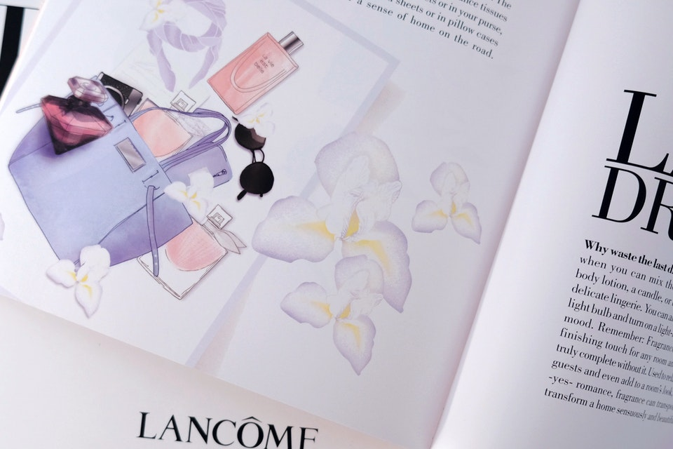 FRAGRANCE SECRETS - LANCÔME