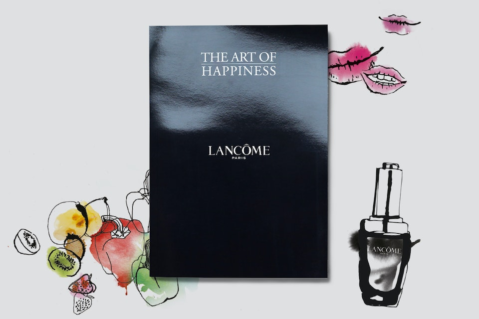 THE ART OF HAPPINESS - LANCÔME -