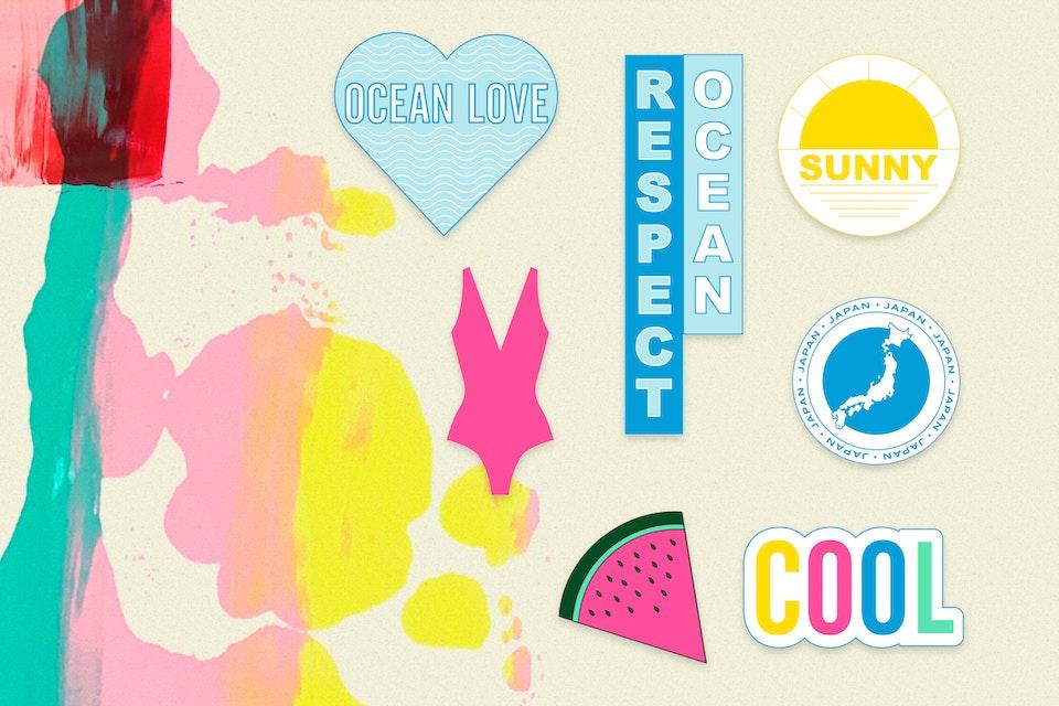 Summer in Tokyo - Shiseido -