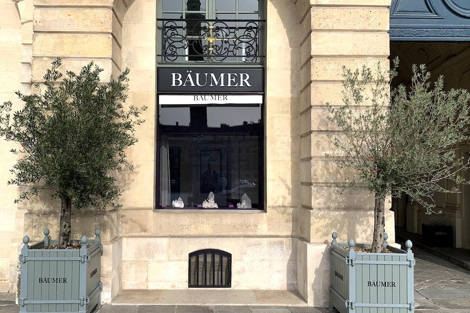 Joaillier Place Vendôme - Bäumer -