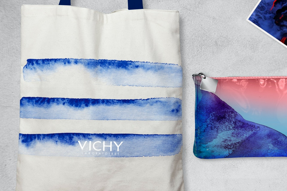 FEEL THE VOLCANIC WATER - VICHY -