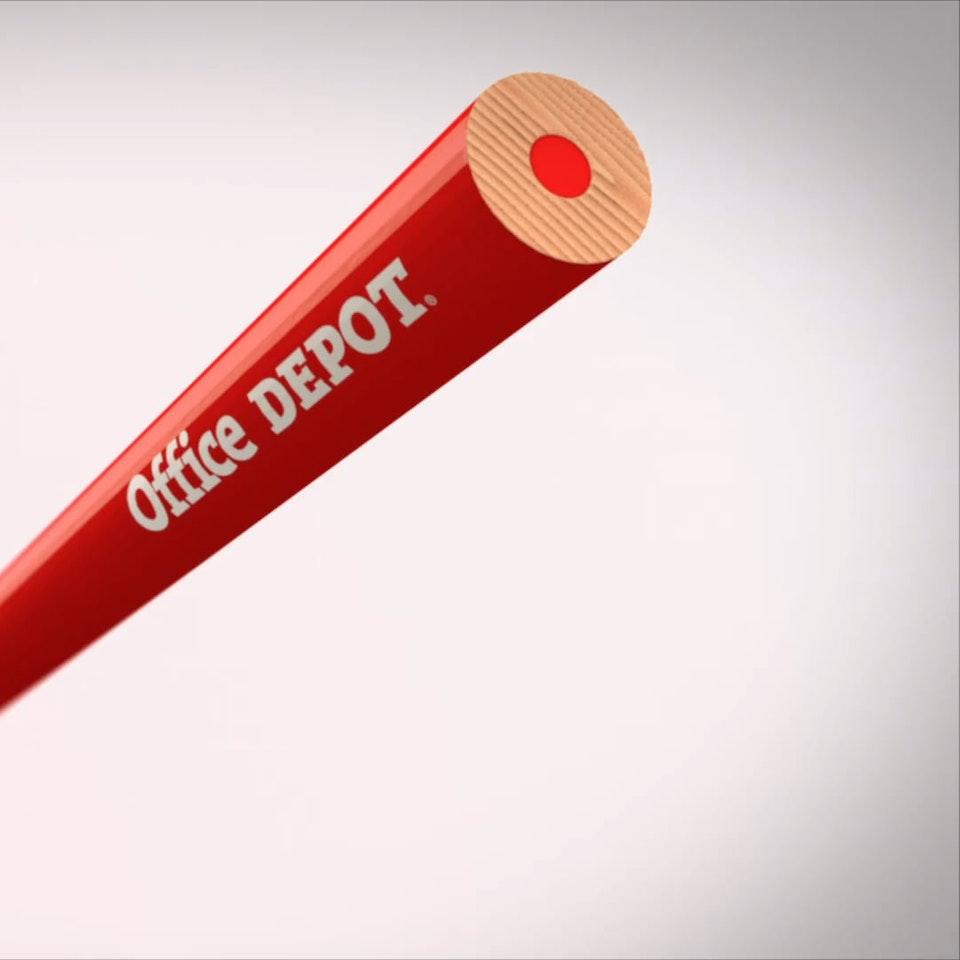 "Office Depot - ""Pencils"" - Office Depot - ""Pencils"""