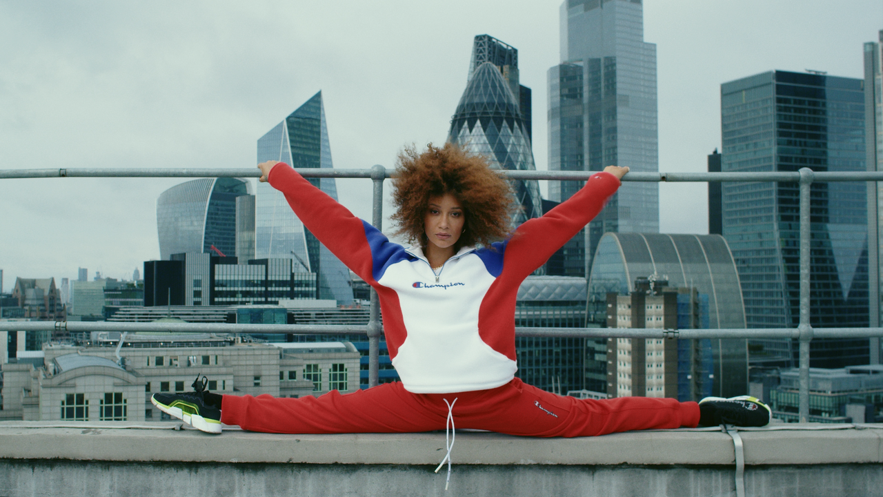 Champion feat. Sophie Appollonia -