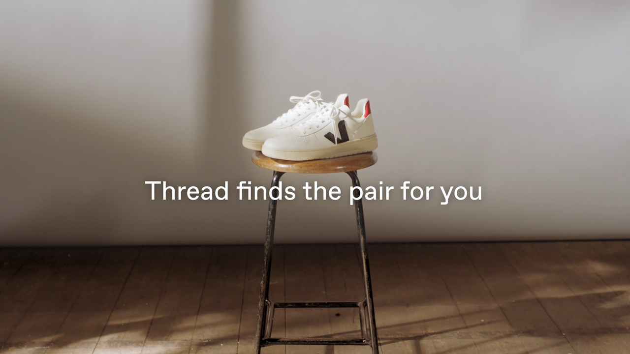 Thread For Men - The Paradox of Choice: Trainers -