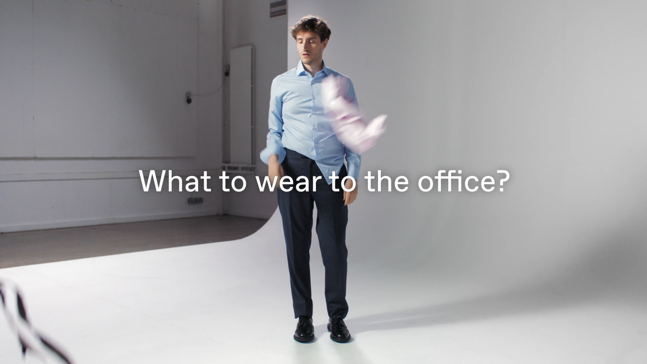 Thread For Men - The Paradox of Choice: Office Wear -