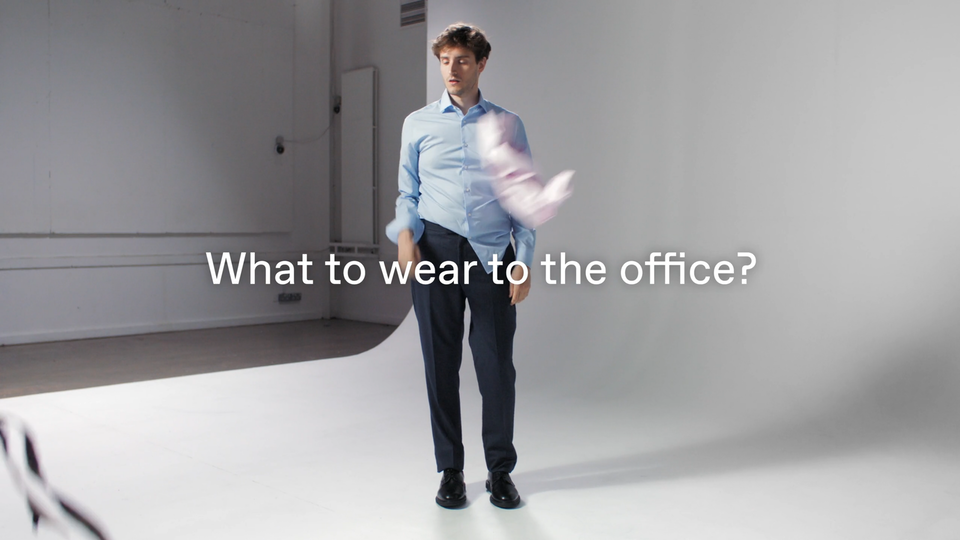 Thread For Men - The Paradox of Choice: Office Wear
