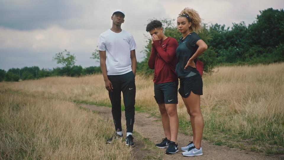 Nike X ASOS - East London