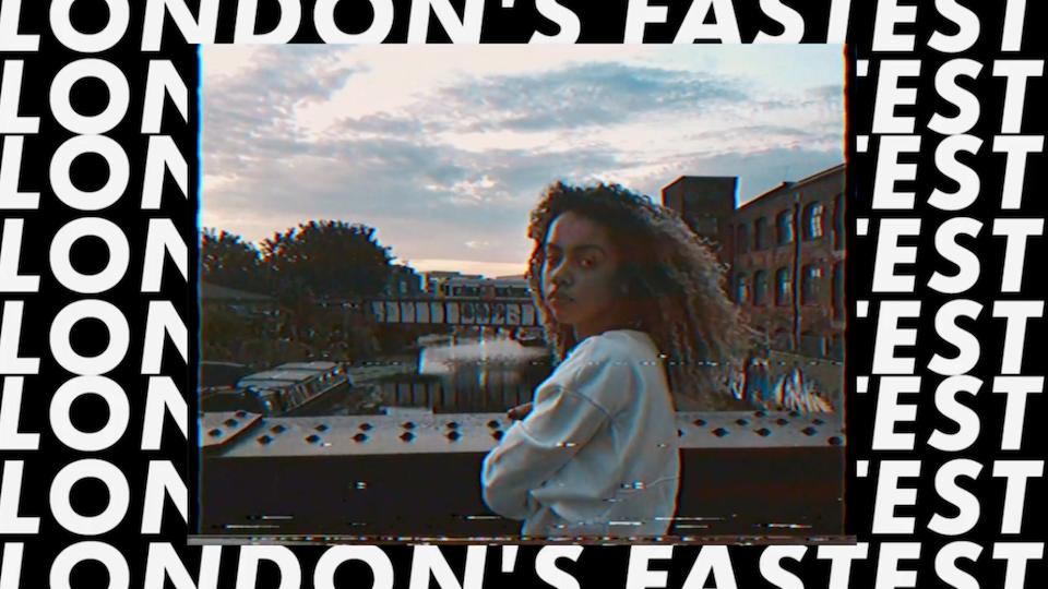 Nike X ASOS - East London -