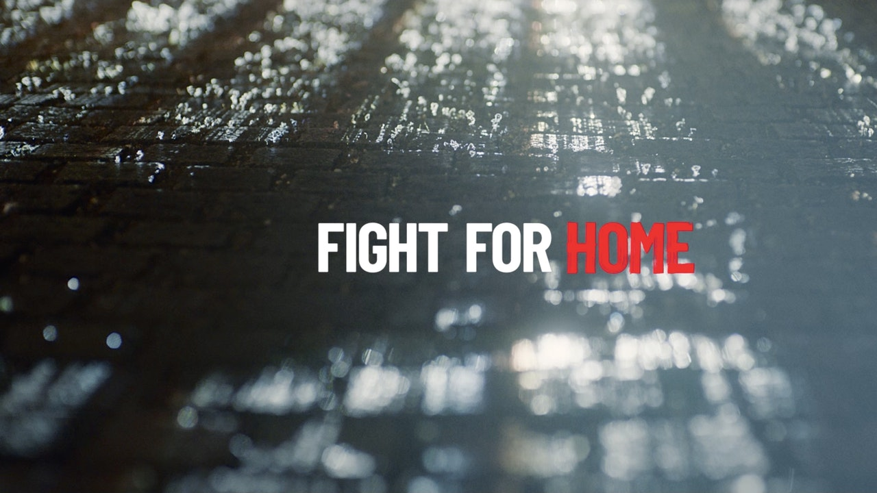 Shelter - 'Fight For Home' -
