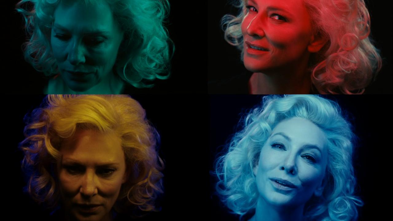 Cate Blanchett - The 4 Temperaments -