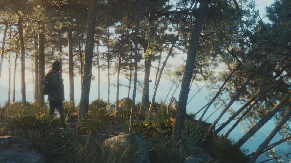 Nurofen - 'Hiker'