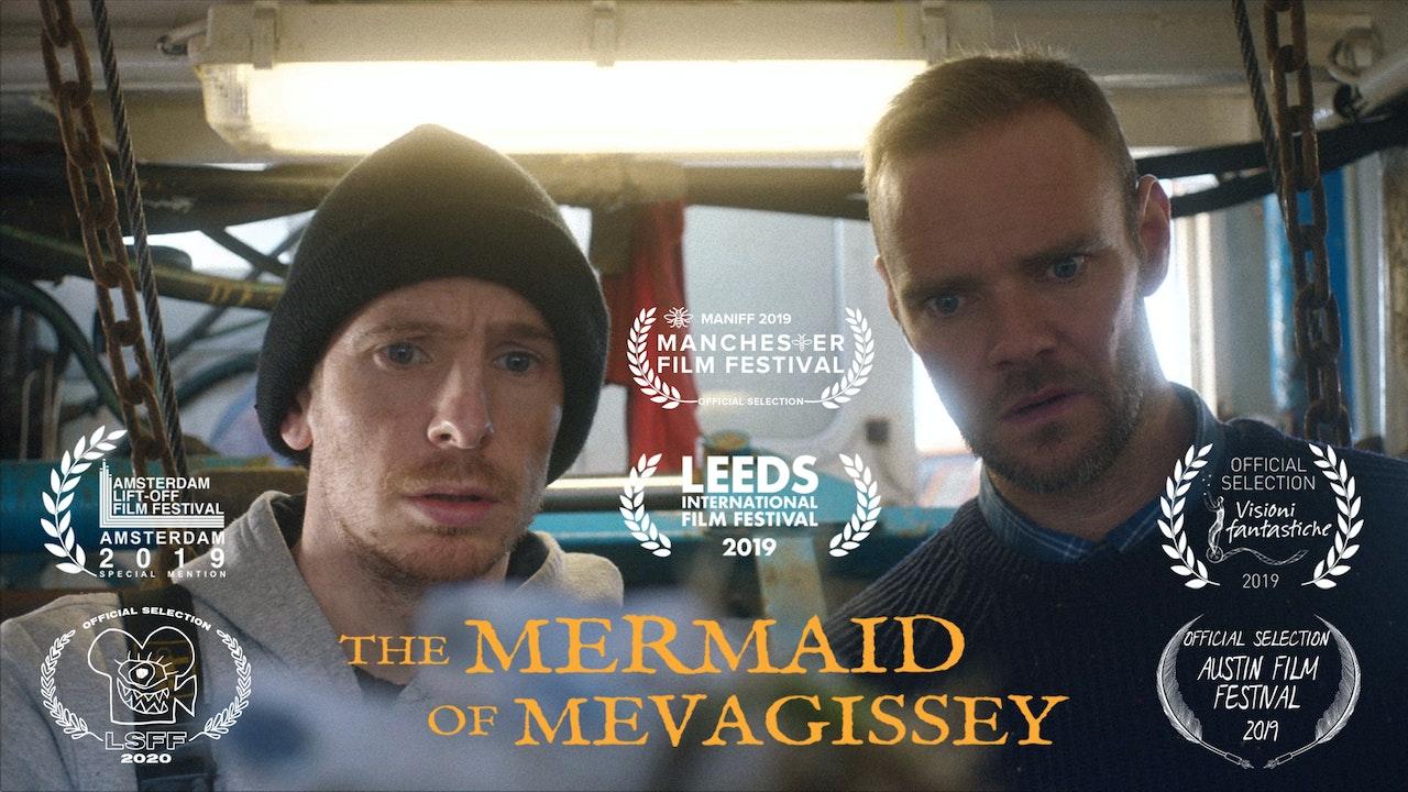 The Mermaid of Mevagissey -
