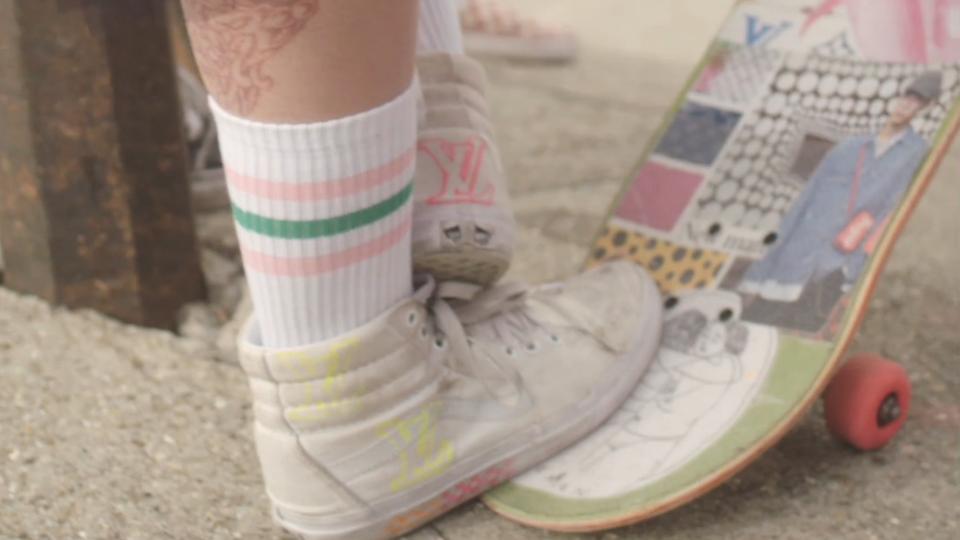 Crxss Platform: Skate Liberté