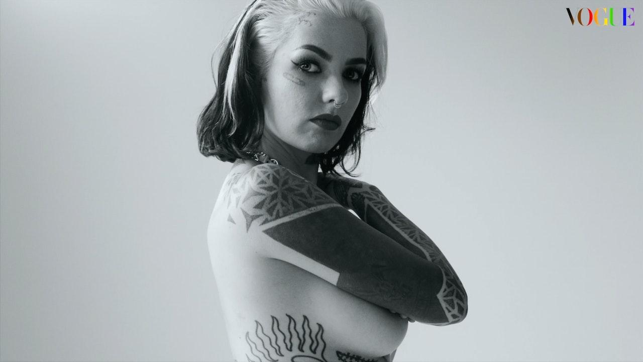 Queering The Skin - Vogue, Pride 2020 -