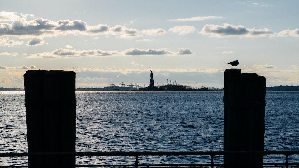 New Yorker Landscapes