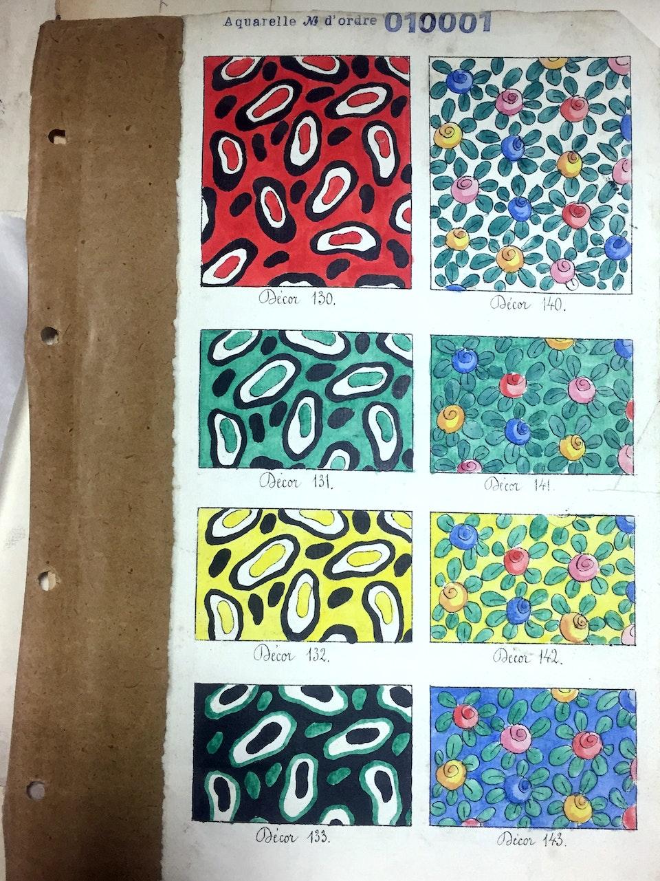 Composteur en céramique - Inspirations pour les motifs d'aération du couvercle