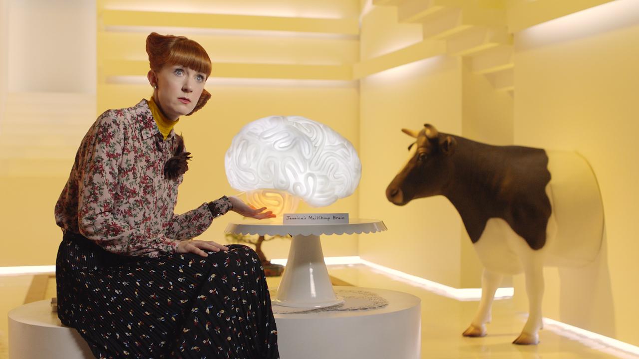MailChimp 'Brains - Cheese'