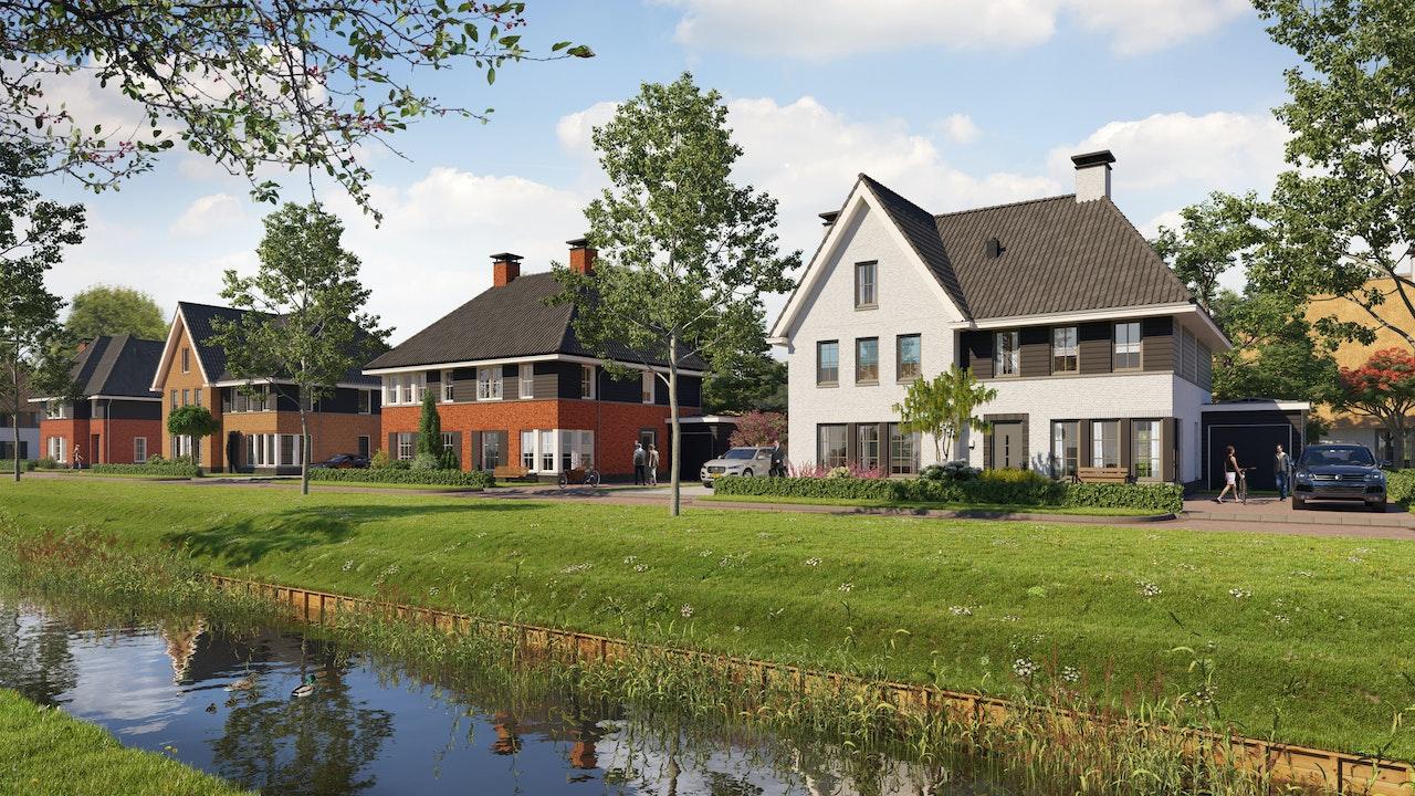 Beeldenfabriek architectural visualizations