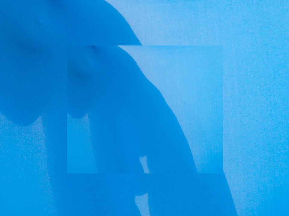 Daniel Marini - EXHIBITION - BLUE