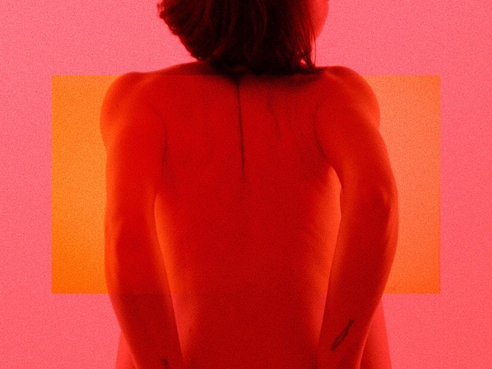 Daniel Marini - EXHIBITION - Red Devil