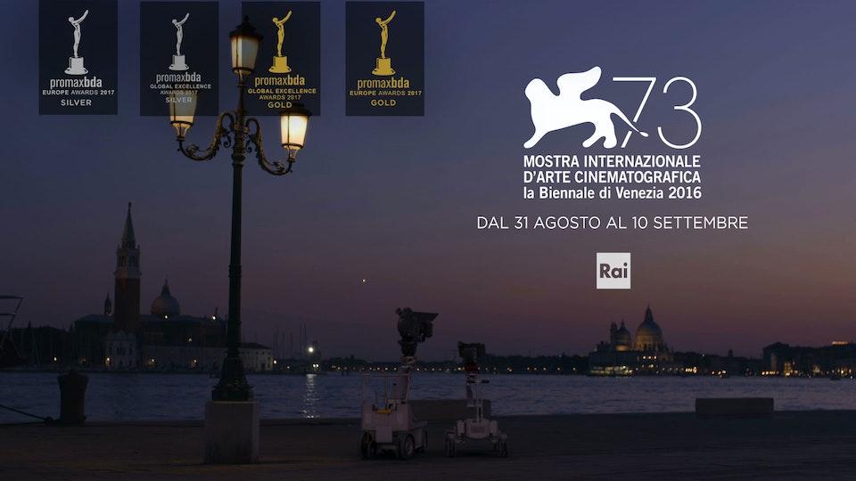 73° MOSTRA INTERNAZIONALE D'ARTE CINEMATOGRAFICA DI VENEZIA - SPOT