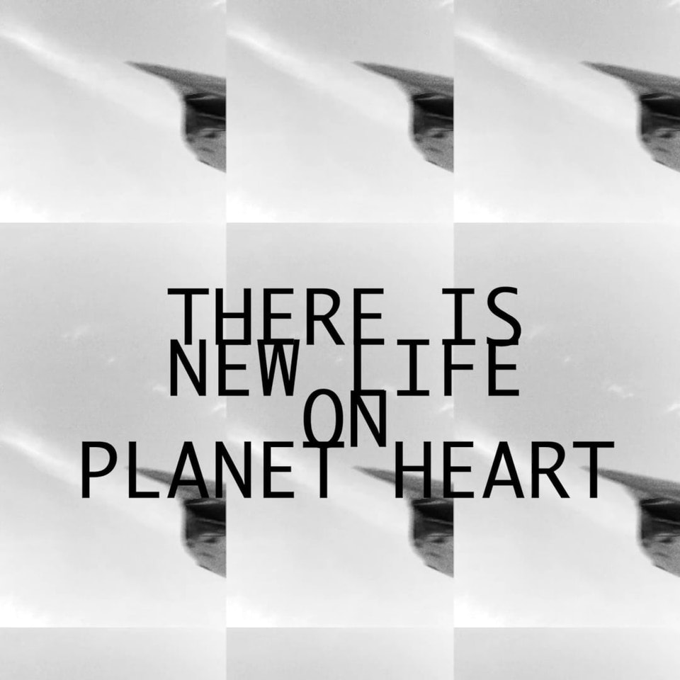 LP ARTWORKS - LoEb THERE IS NEW LIFE ON PLANET HEART #1 MOBILE