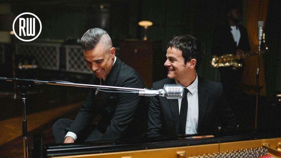 Robbie Williams ft Jamie Cullum - Merry Christmas - Director Dan Massie  DP Richard Dunton